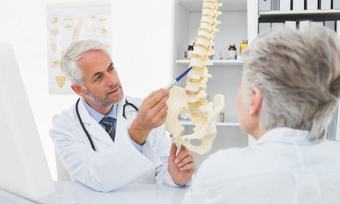 Chiropractic Care for General Back Pain