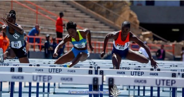 UTEP's Tobi Amusan Garners Co-C-USA Athlete of the Week