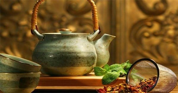 Organic Teas Help Inflammation Caused By Rheumatoid Arthritis
