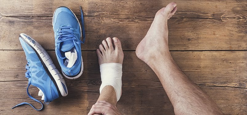 Home Remedies & Treatment of Sprains and Strains