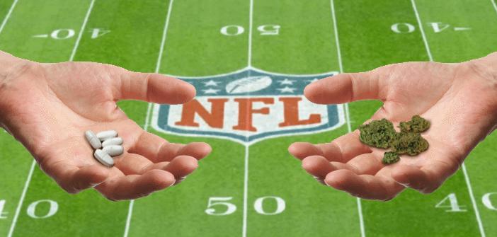 YUP! The NFL Needs To Embrace Marijuana And The League & Opioid Crisis