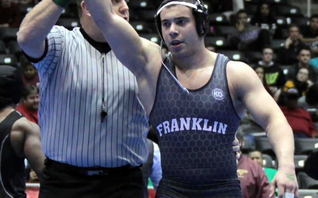 Alexander Jimenez Jr. | Athlete | PUSH-as-Rx ®