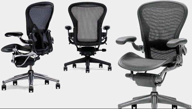 herman-miller-aeron-sidebar-gear-patrol - 13 Best Office Chairs Of 2017 (Affordable To Ergonomic) €� Gear Patrol