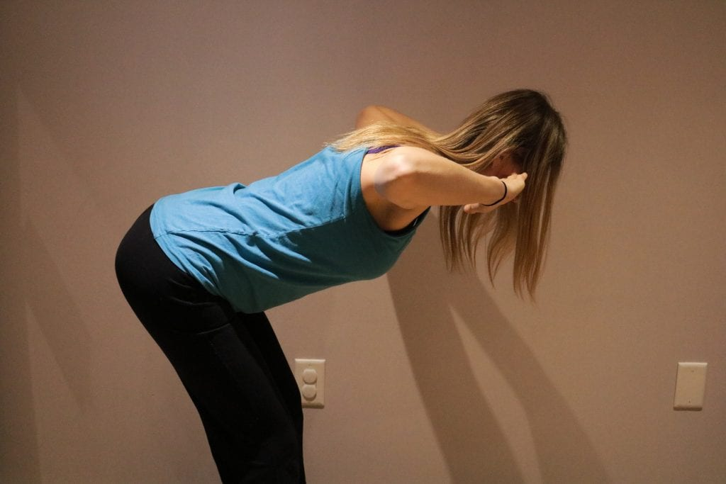 Exercises that break at the hips