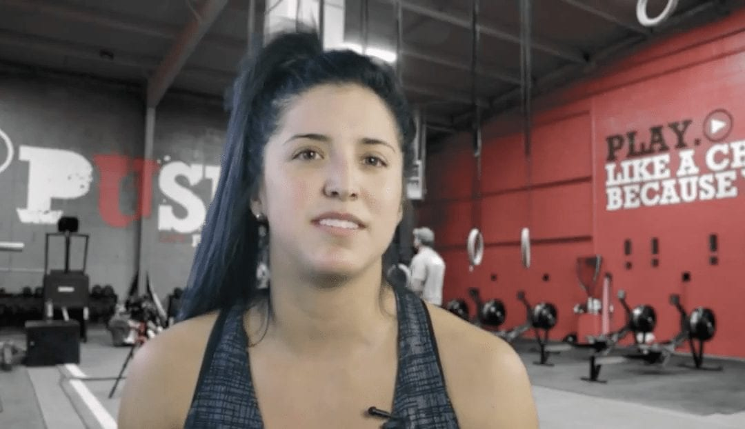 Megan Dominguez | Client | PUSH-as-Rx ®