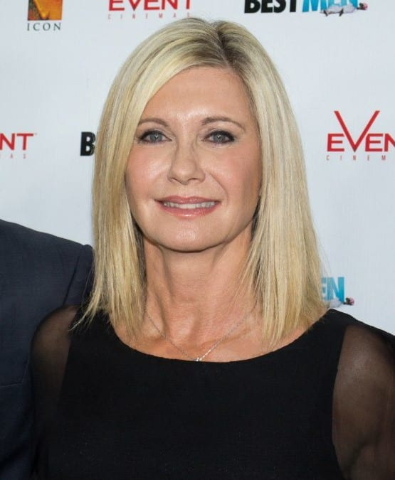 Sciatica Causes Olivia Newton-John To Postpone Performances