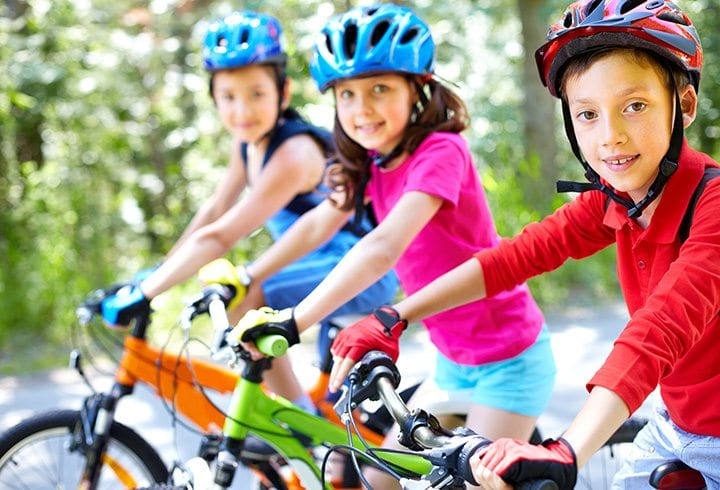 Stronger Muscles Increases Kid's Memory Skills