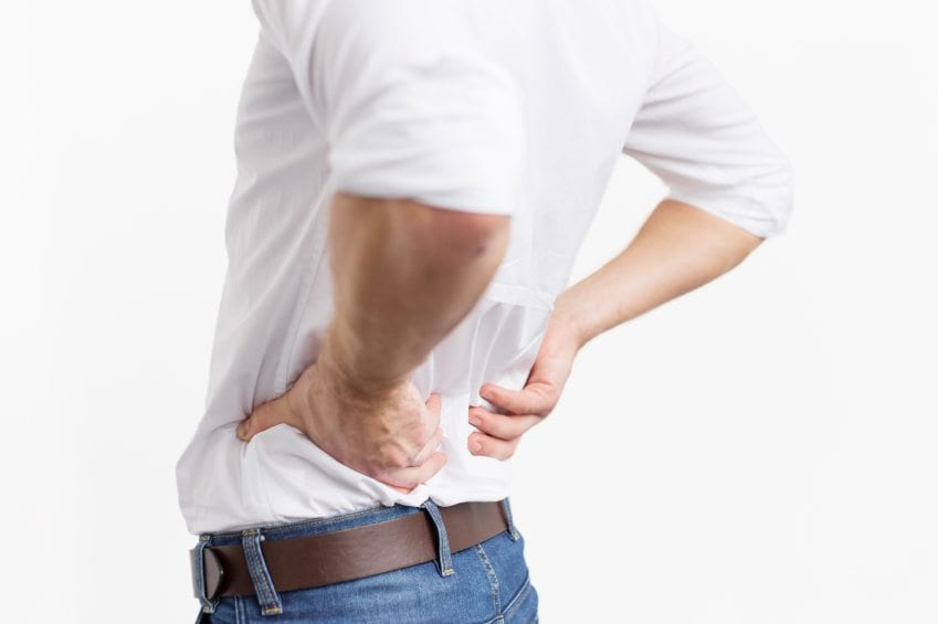 Lumbar Radiculopathy Associated with Sciatica & Low Back Pain