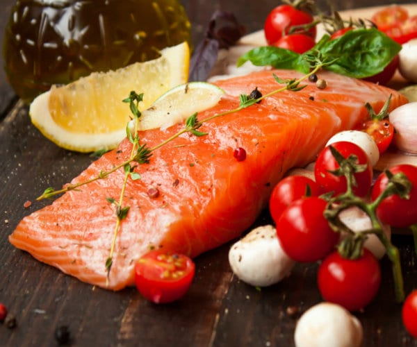 Fish May Ease Arthritis Pain