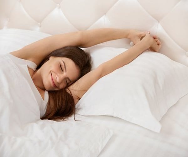 Good Night's Sleep Minimizes Stress Eating