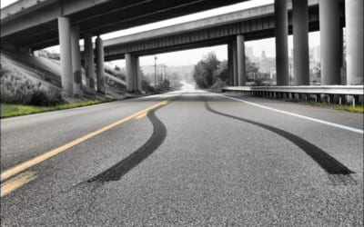 The Value of Skid Marks for Auto Accident Cases