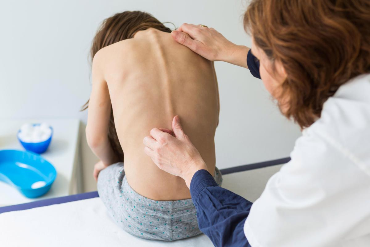 Risk Factors in the Progression of Scoliosis   El Paso  of Treatment for back injuries