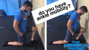 The Best Ankle Dorsiflexion Mobility Exercises