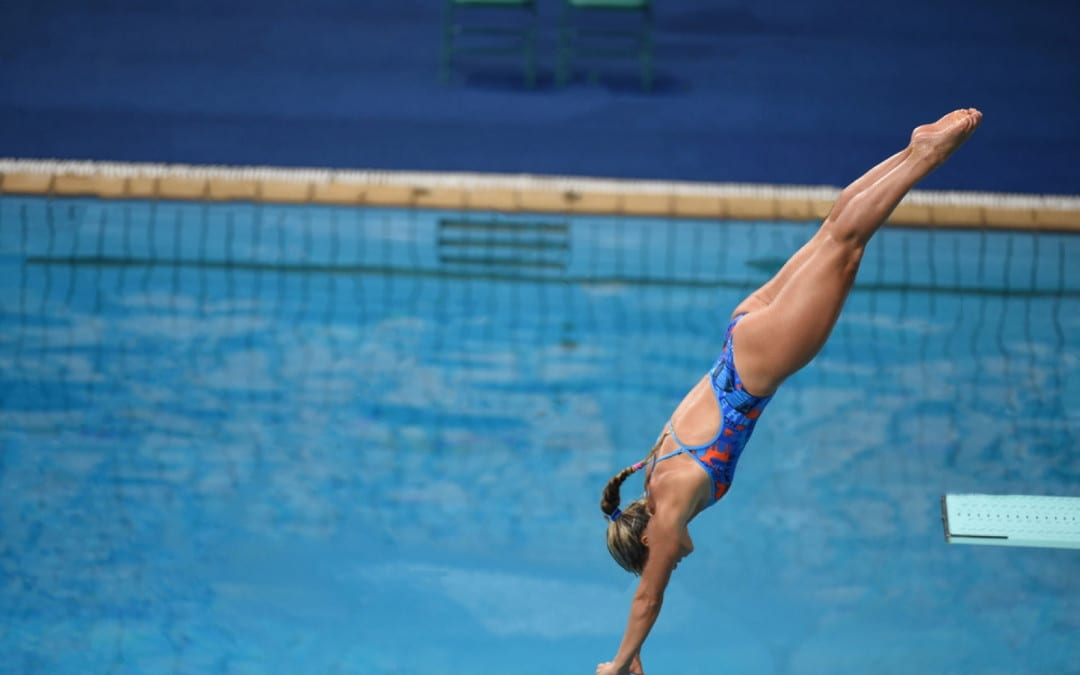 Competitive Diving Injuries: Taking The Plunge