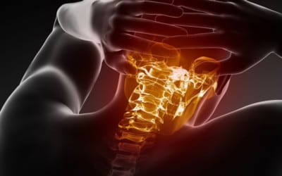 Broken Neck: X-Ray Diagnosis and Treatment