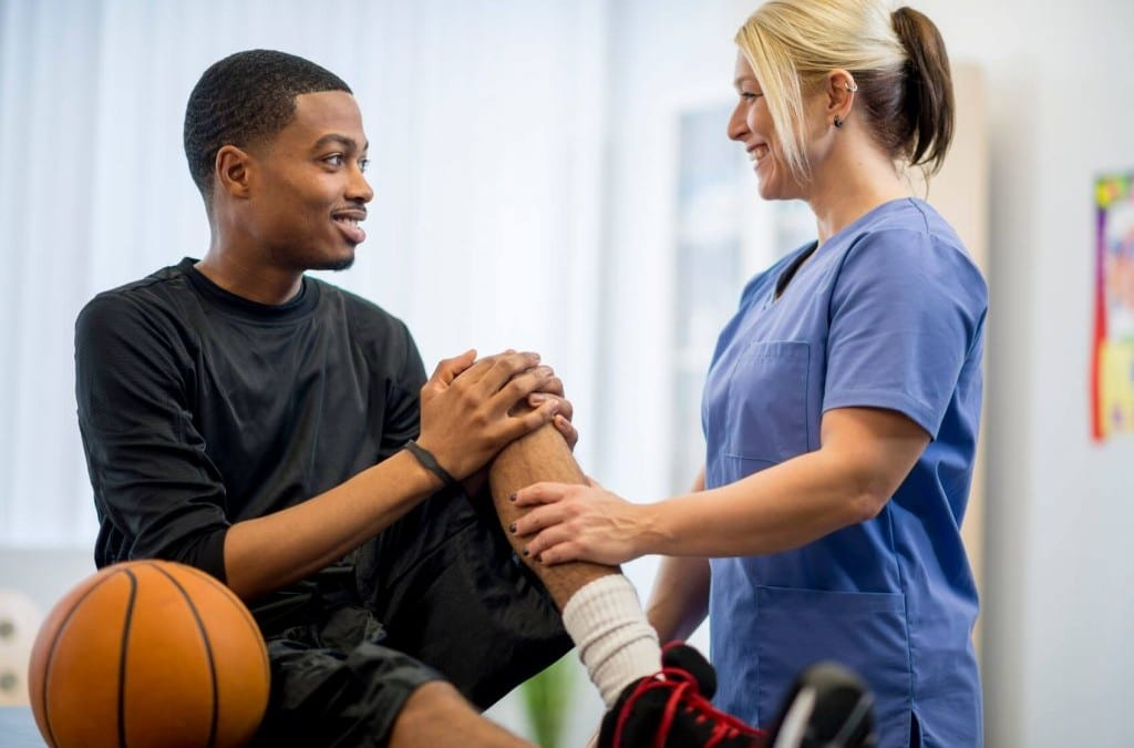 El Paso Specialist: Psychological Support for Athletes with Sports Injuries