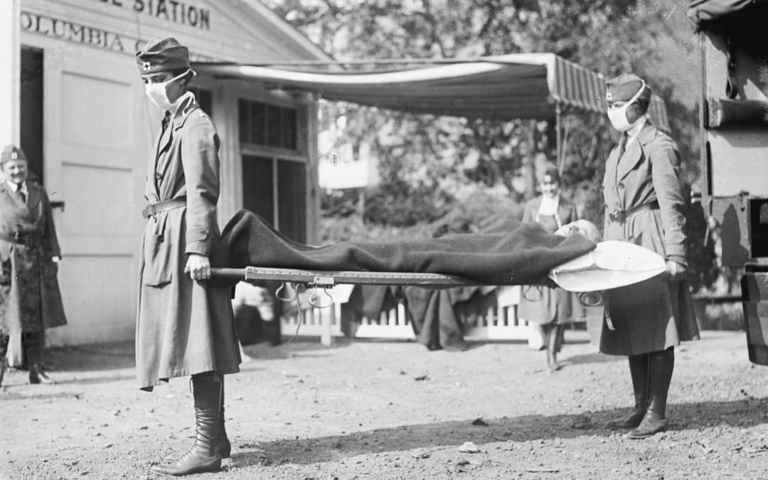 1918 Flu Epidemic & Chiropractic Care