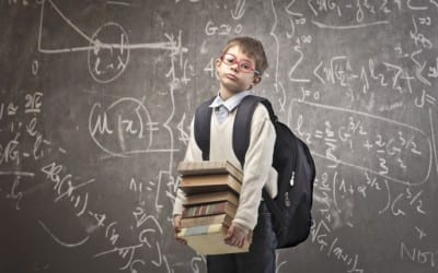 Backpacks & Back Pain In School Kids
