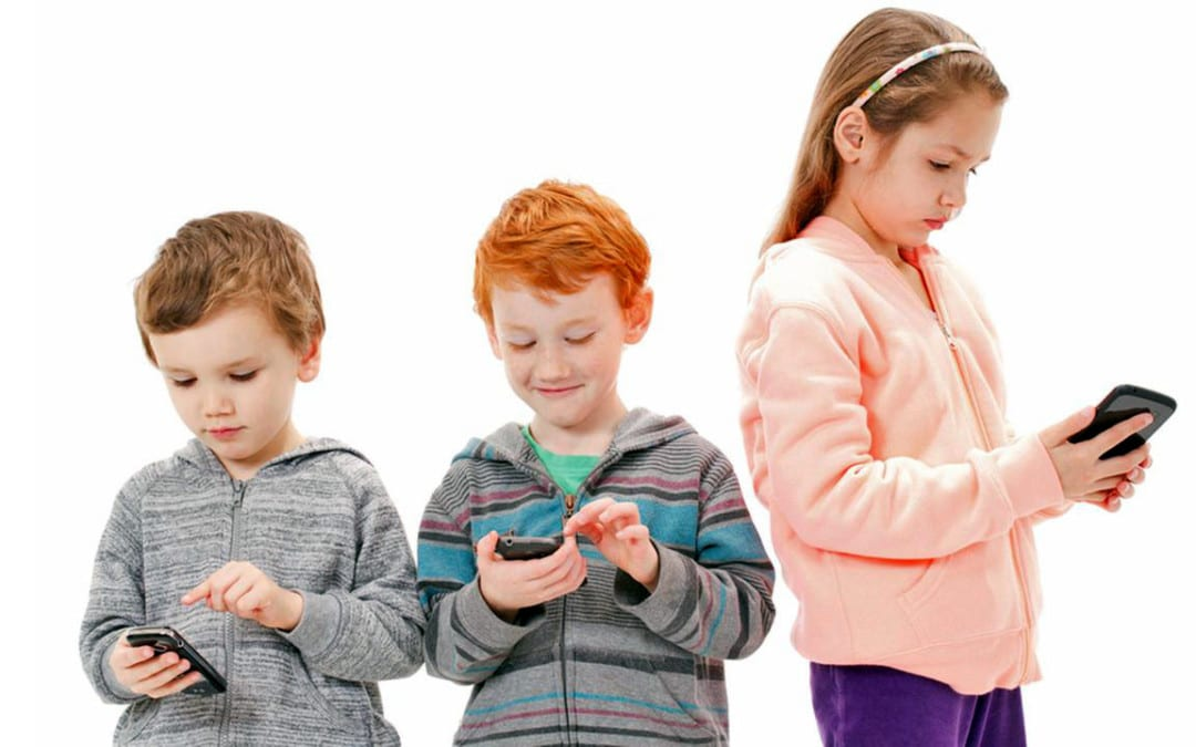 Technology: Becoming A Pain In Your Child's Neck?
