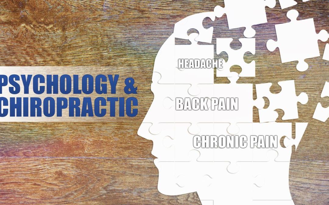 Psicología, dolor de cabeza, dolor de espalda, dolor crónico y quiropráctica en El Paso, TX