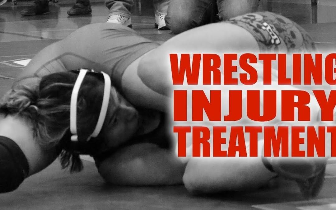 wrestling injury treatment el paso tx.