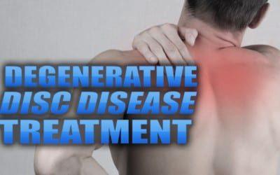 Degenerative Disk Disease Treatment El Paso, TX