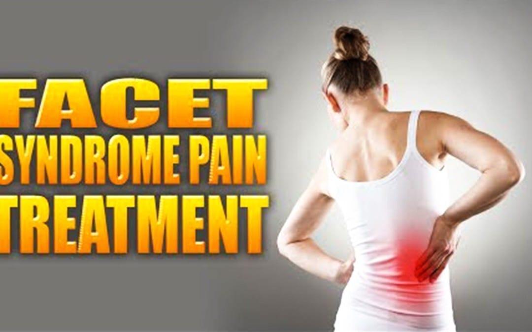 Facet Syndrome Pain Treatment El Paso, TX | Video