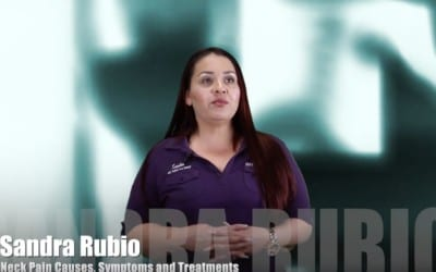 Cervical Pain Treatment Chiropractic Care In El Paso, TX. | Video