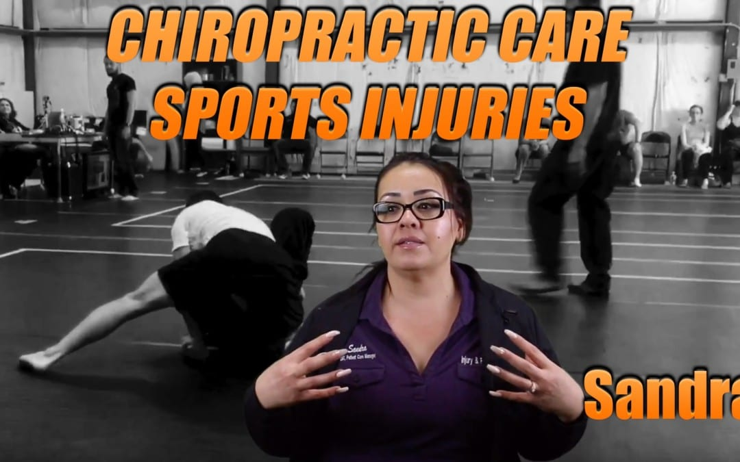 Sports Injuries And Chiropractic Care In El Paso, TX. | Video