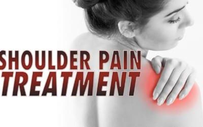Tratamiento de dolor de hombro El Paso, TX | Vídeo