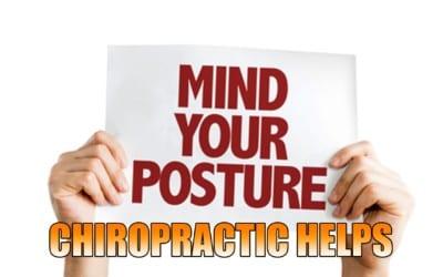 Mejore la postura con la quiropráctica | El Paso, TX.