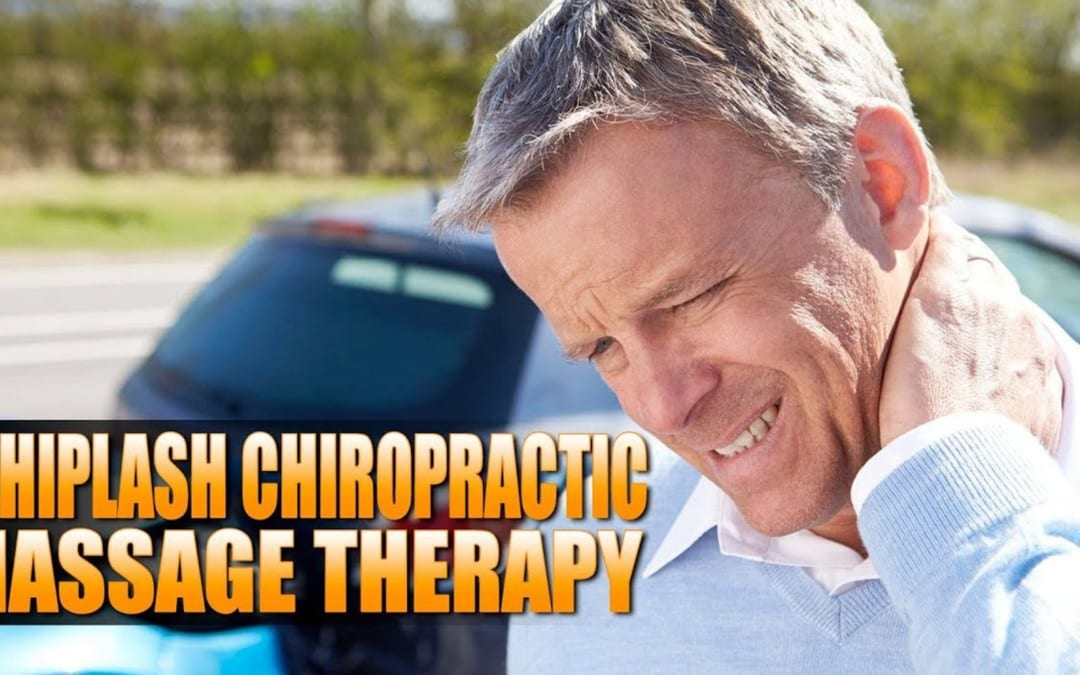 Whiplash Massage Chiropractic Therapy El Paso, TX | Video
