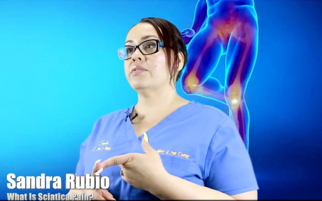 Sciatica Pain | El Paso, TX. | Video