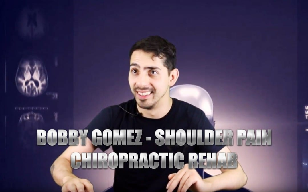 Shoulder Pain Chiropractic Rehab | Video