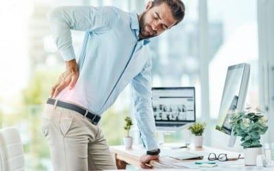 Causas comunes de dolor lumbar