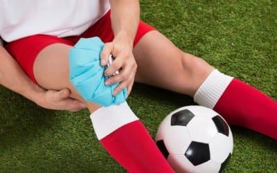 Lesiones comunes en los deportes