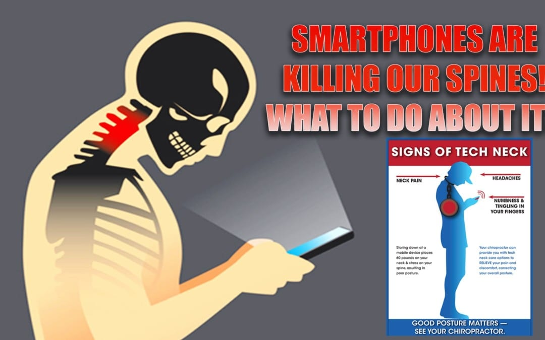 Smartphones Are Killing Our Spines! What To Do About It?