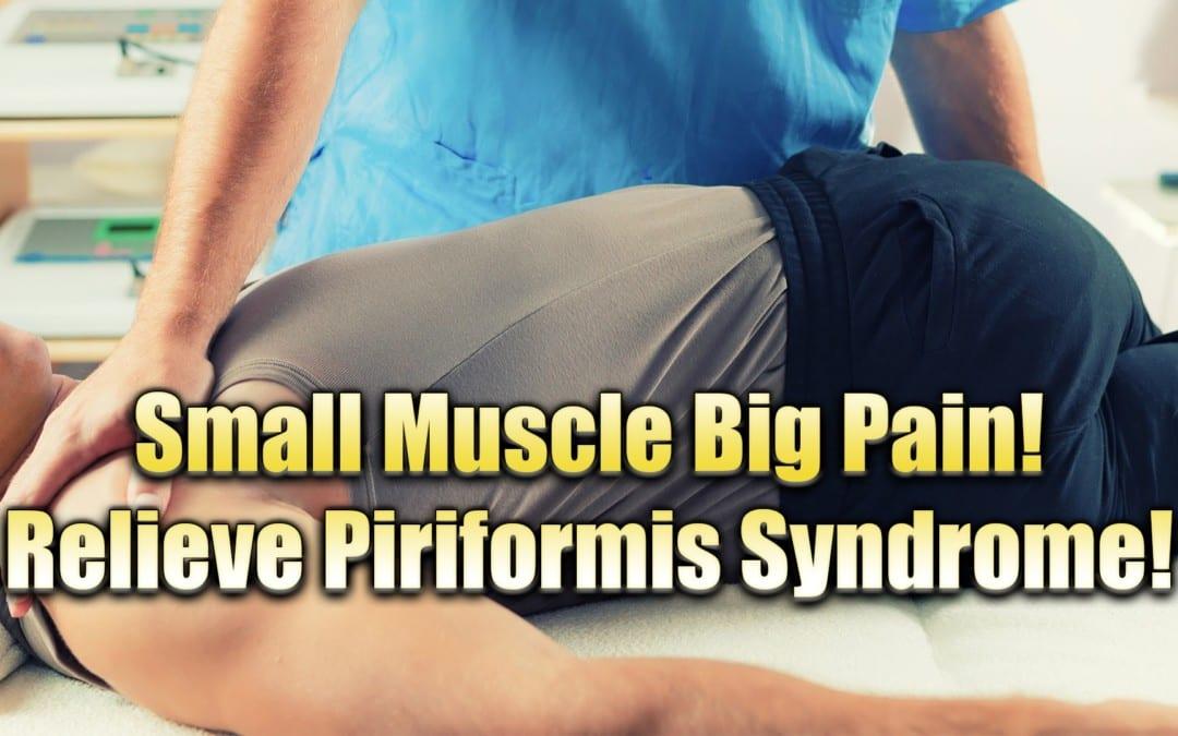 El pequeño músculo causa un GRAN dolor: alivia el síndrome de Piriformis