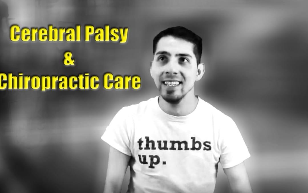 Paralisi cerebrale e cura chiropratica a El Paso, TX.