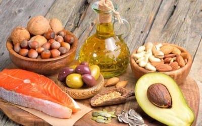 Las grasas esenciales en la dieta cetogénica