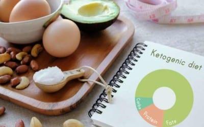 Beneficios para la salud Keto dieta