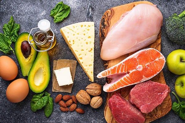 Qué grasas comer en la dieta cetogénica
