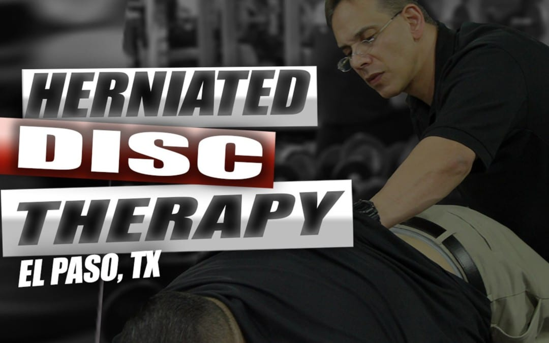 Herniated Disc Pain | Video | El Paso, TX.