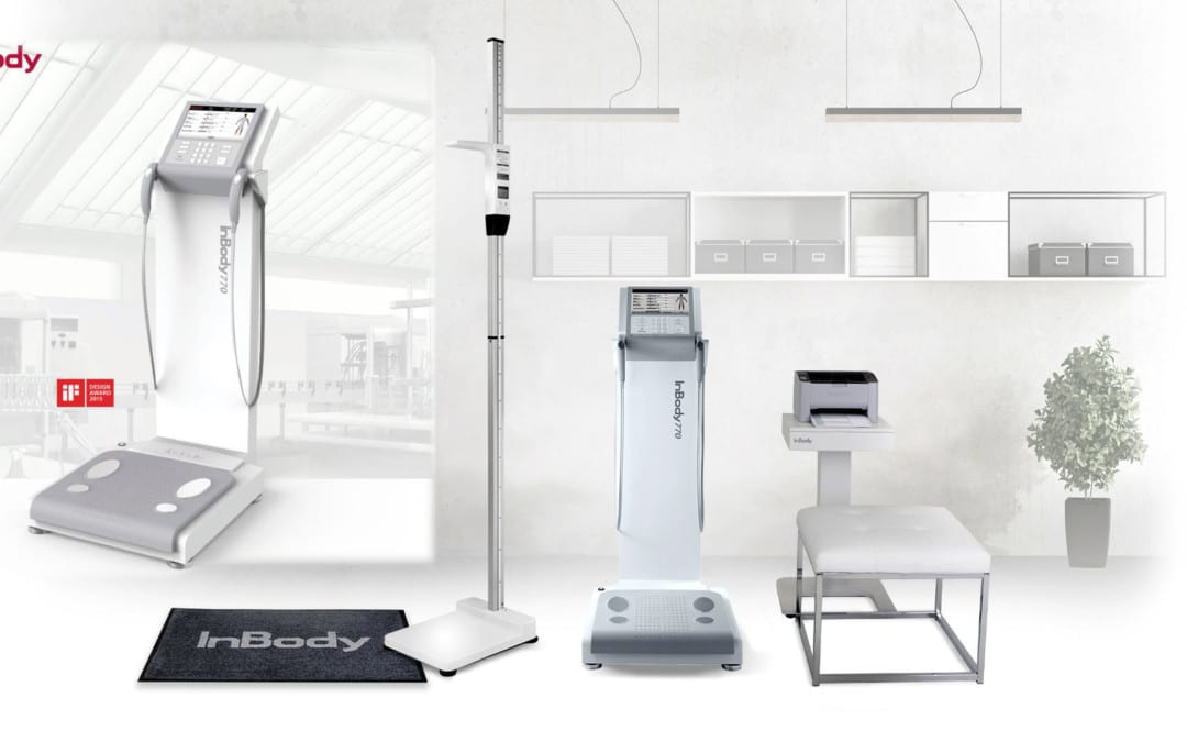 InBody | 770 Body Composition And Body Water Analyzer | El Paso, TX.