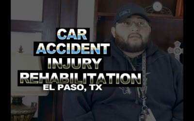 Car Accident Injury Therapy | Video | El Paso, TX.