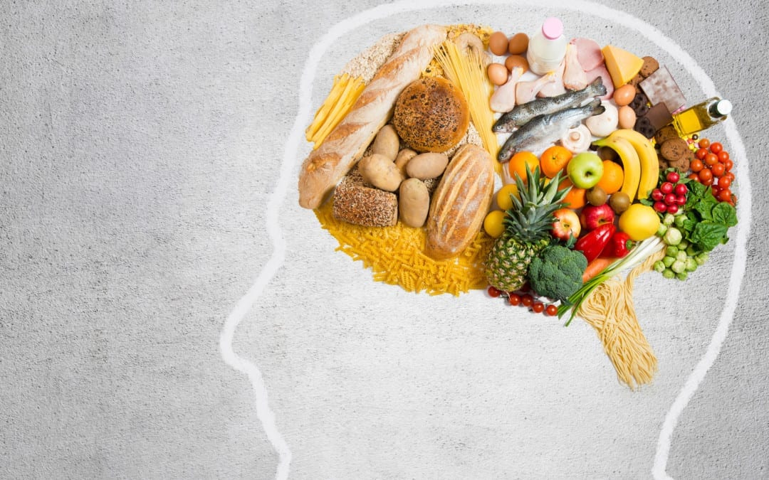 Nutrition in Middle Age Brain Function