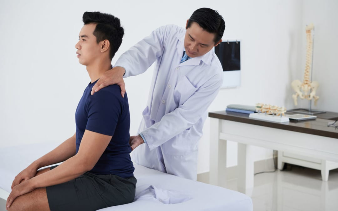 Muscle Spasms Cause Back Pain But Are Not Primary Cause El Paso, TX.