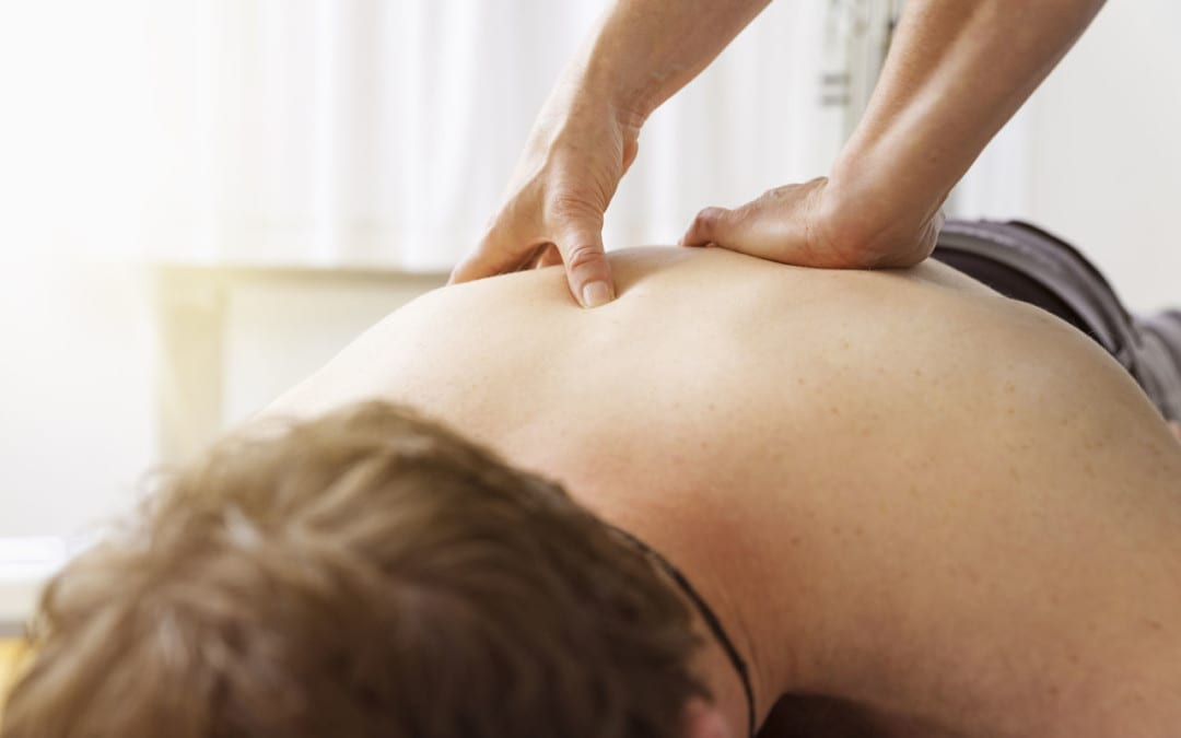 Taking Control of Upper Back Pain El Paso, Texas