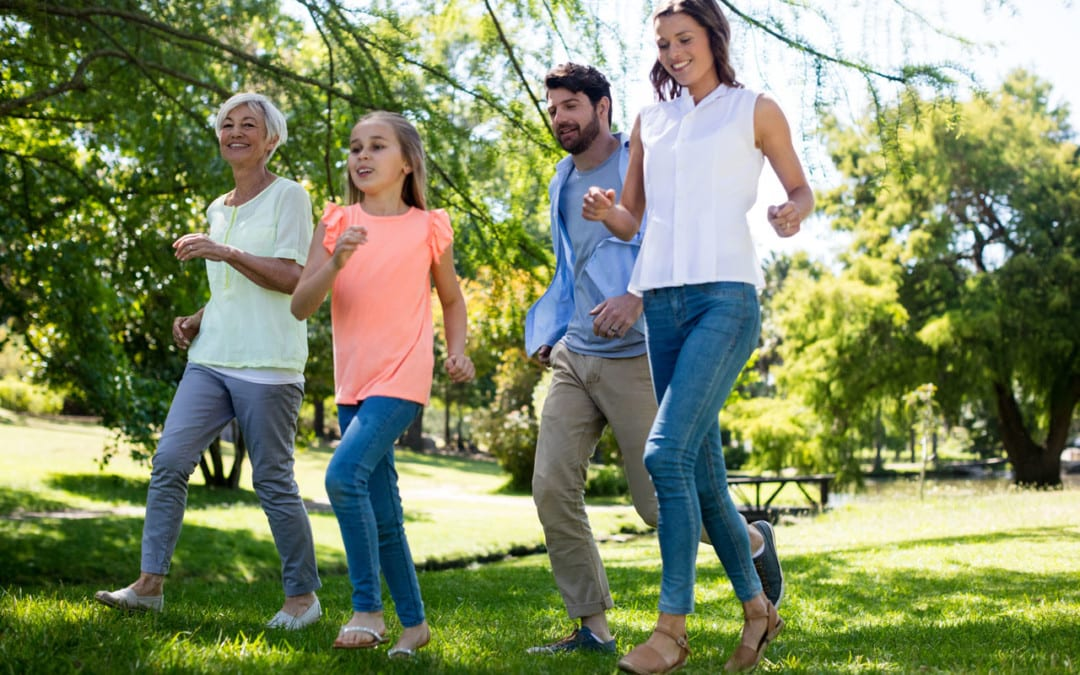 Physical Activity and Exercise For a Healthy Spine El Paso, TX.