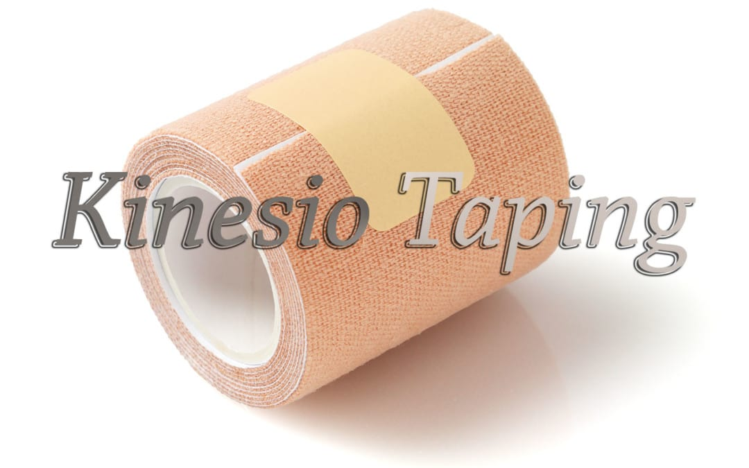 Kinesio Taping and Chiropractic El Paso, Texas